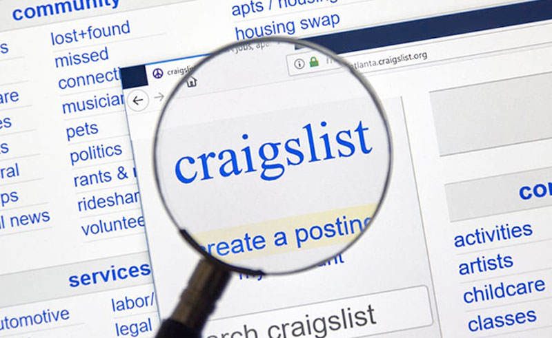 Craigslist ads Mohave County