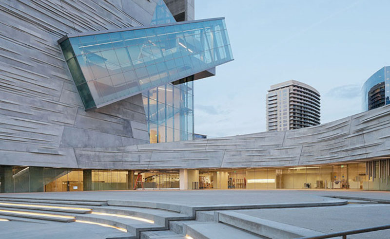 The Dallas Museum of Science and Nature