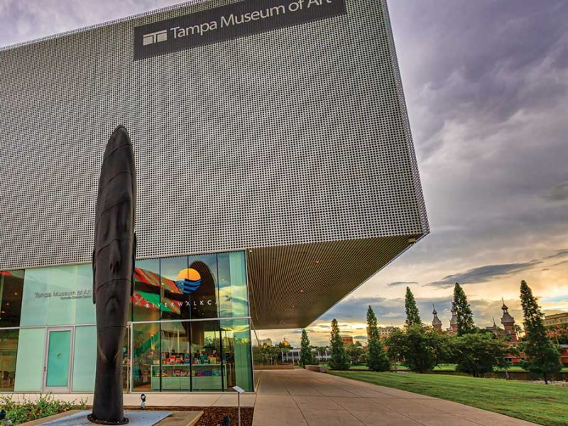 The Tampa Museum of Art