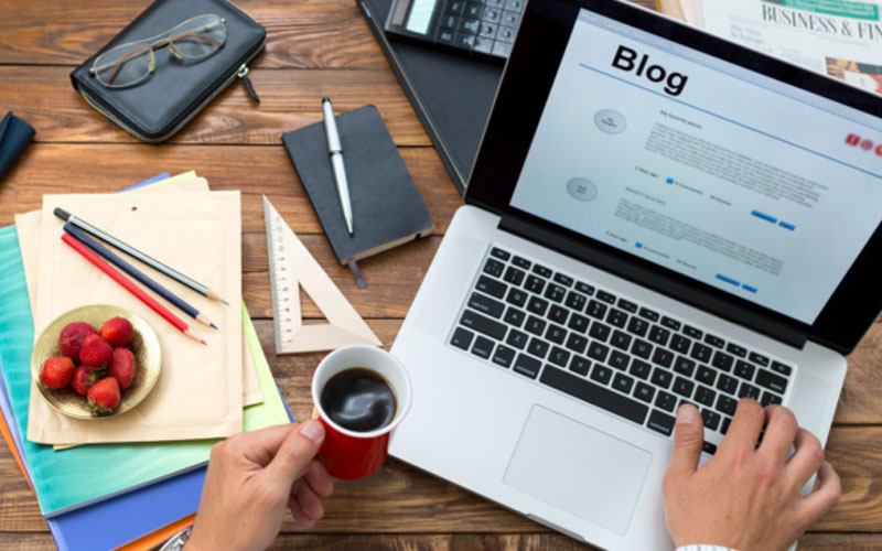 The Best Squarespace Template For Blogging
